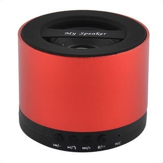 Portable Handsfree Rechargeable Wireless Streaming Audio bluetooth Speaker Red|https://ak1.ostkcdn.com/images/products/is/images/direct/7d155d41f656098e81d0681f2675f5c9eb0741ab/Portable-Handsfree-Rechargeable-Wireless-Streaming-Audio-bluetooth-Speaker-Red.jpg?impolicy=medium