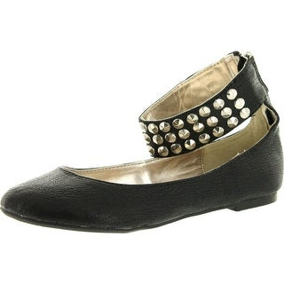 Chinese Laundry Womens Are U In Flats Shoes - Black