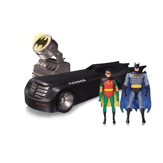 Batman The Animated Serie Deluxe Batmobile - multi