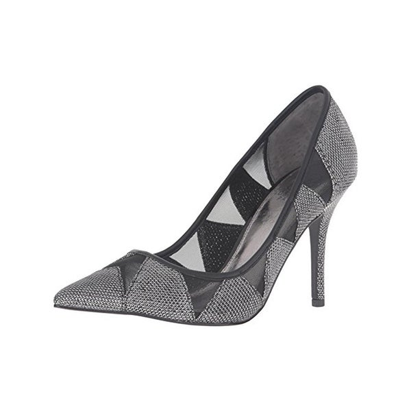 Adrianna Papell Womens Addison Stilettos Pointed Toe Dressy - 6 medium (b,m)