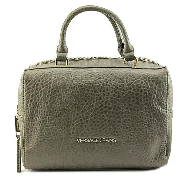 Versace Jeans Couture E1VMBBM3 Women Synthetic Satchel - gray