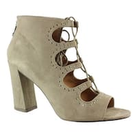 REPORT Womens Madanac Taupe Pumps Size 8.5