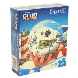 Esphera Disney Club Penguin 3D Puzzle