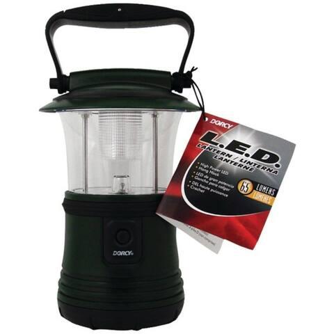 DORCY 413103 65-Lumen Camping Lantern - Green