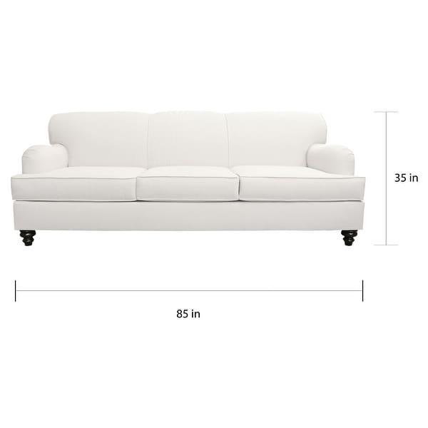 Alice Tradtional Roll Arm Sofa