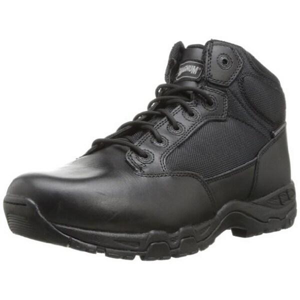 Shop Magnum Mens Viper Pro 5 Side Zip Waterproof Boot
