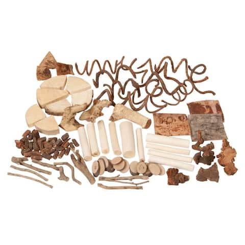 Natural Wood Treasures Pack