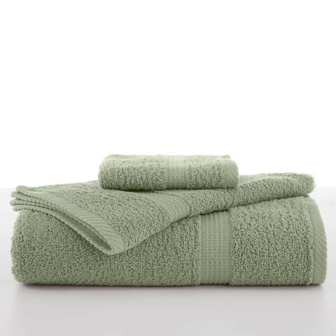 Utica Essentials Bath Towel Collection