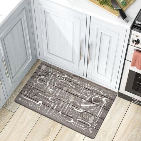 Kitchen Chef Anti Fatigue Standing Mat