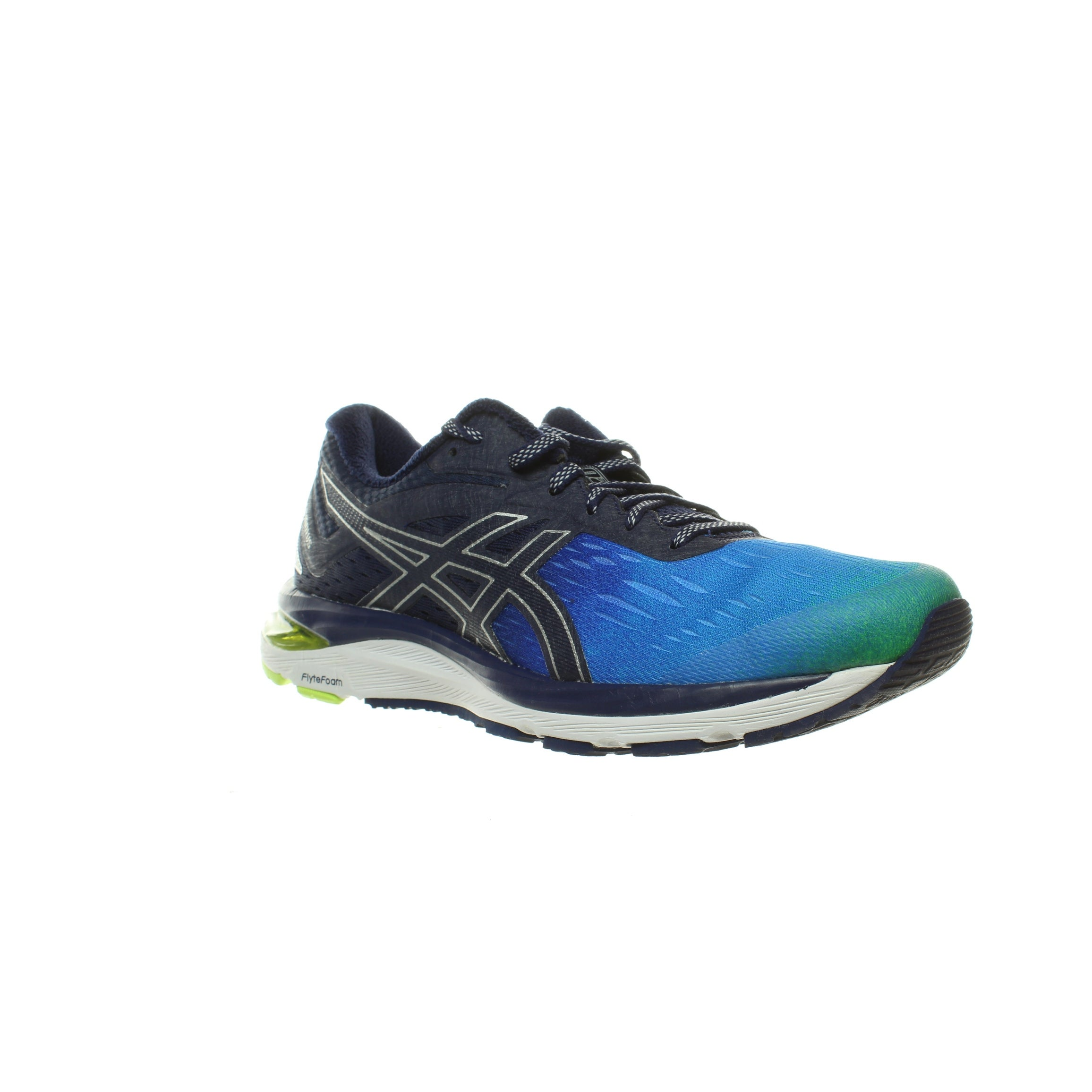 Shop ASICS Womens Gel Cumulus 20 Blue Running Shoes Size 11