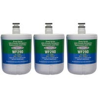 Replacement AquaFresh Water Filter for LG LSC23924ST Refrigerators - (3 Pack)