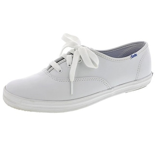 Keds Champion D Round Toe Leather Sneakers