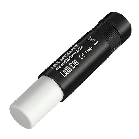 NITECORE LA10 CRI Mini 85 Lumen Lantern - 1xAA (Black)