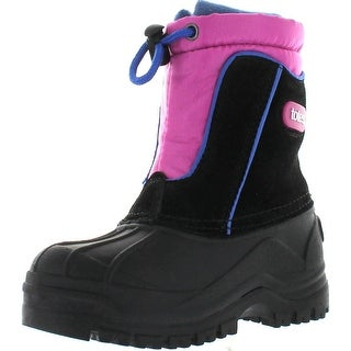 Totes Children's Snow Drift Waterproof Snow Boot