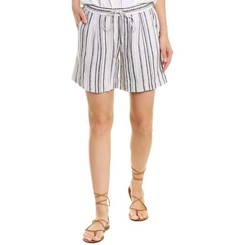 Jones New York Linen-Blend Short