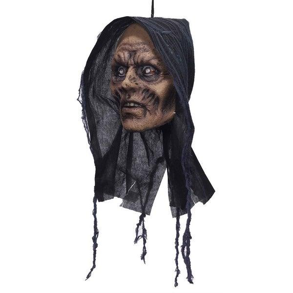 Zombie Poly Foam Head