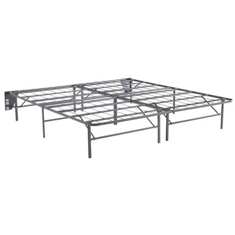 Better than a Boxspring King Riser - Gray