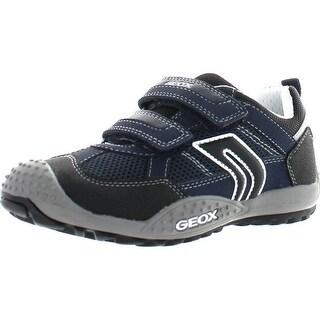 Geox Boys Jr Marlon Fashion Sneakers