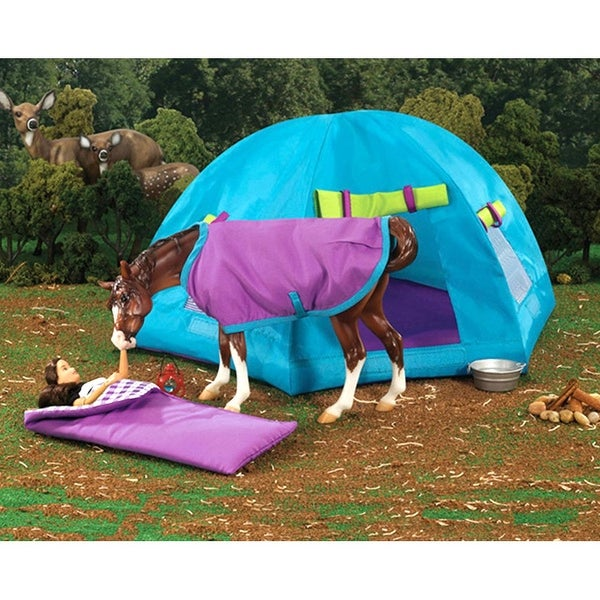 Breyer BH1380 Traditional Back Country Camping Set