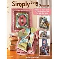 Simply Strips & Squares - Design Originals