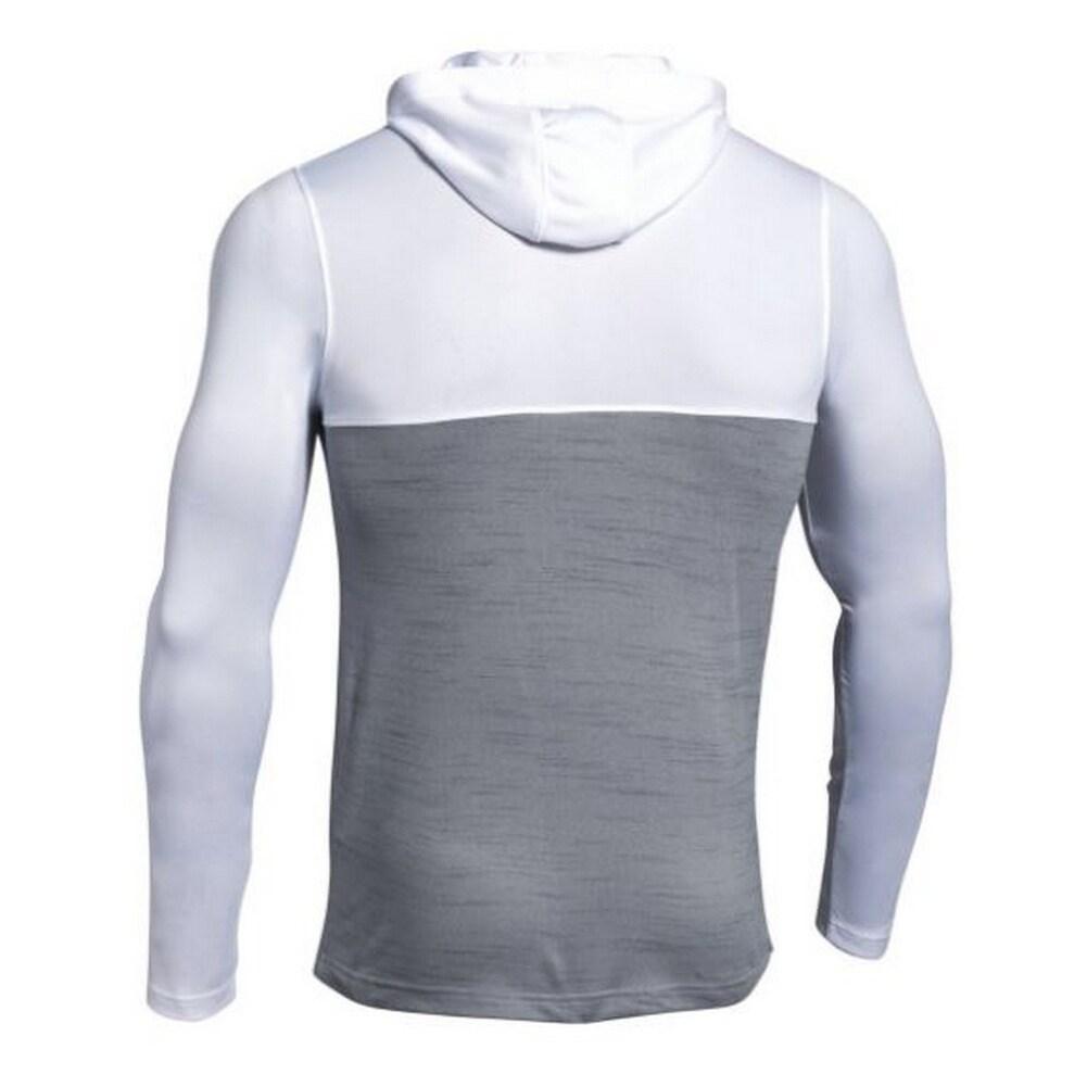Under Armour Mens UA Stadium Hoodie Hoody Sweatshirt Sweats Pullover 1293905