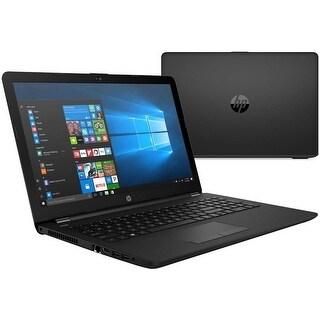 """HP 15-bs020wm 15.6"""" Laptop - Black (Refurbished)"""