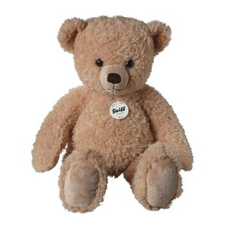 "Steiff Big Kim Teddy Bear - Giant Plush Stuffed Animal - 25"" High"