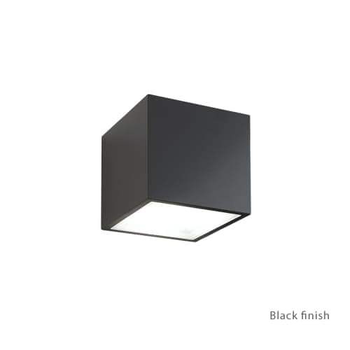 Modern Forms WS-W9202 Bloc 1 Light LED Outdoor Wall Sconce - 5.5 Inches Wide  sc 1 st  Overstock.com & Modern Forms WS-W9202 Bloc 1 Light LED Outdoor Wall Sconce - 5.5 ... azcodes.com