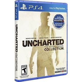 Sony 3000683 Sony UNCHARTED: The Nathan Drake Collection - Action/Adventure Game - PlayStation 4|https://ak1.ostkcdn.com/images/products/is/images/direct/7d2d3b9576212962b8249f2a46574e05a90e6dc6/Sony-3000683-Sony-UNCHARTED%3A-The-Nathan-Drake-Collection---Action-Adventure-Game---PlayStation-4.jpg?impolicy=medium