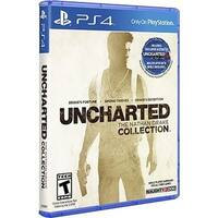 Sony 3000683 Sony UNCHARTED: The Nathan Drake Collection - Action/Adventure Game - PlayStation 4