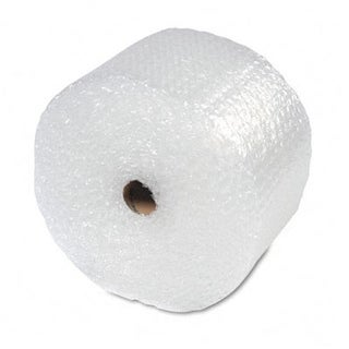 Recycled Bubble Wrap in Dispenser Box 5/16 Thick 12 x 100ft