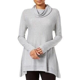 Rachel Rachel Roy Womens Margaret Pullover Sweater Knit Long Sleeves