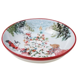 Link to Certified International Special Delivery Serving Bowl Similar Items in Serveware