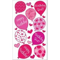 Sticko Stickers-Birthday Girl