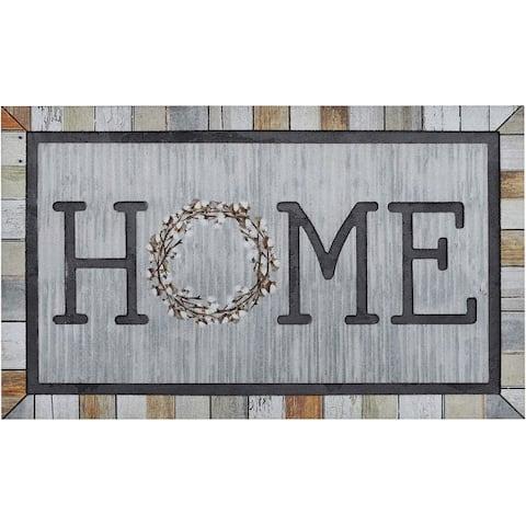 Mohawk Home Doorscapes Homestead Door Mat (1'6x2'6)