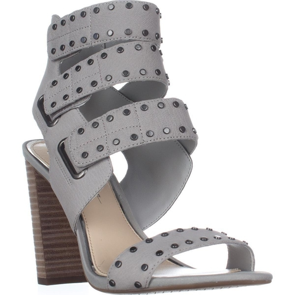 Jessica Simpson Elanna Heeled Sandals, Dove Grey