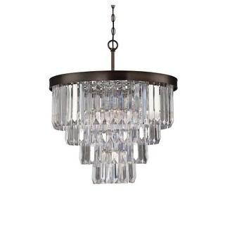 Savoy House 1-9800-6 Tierney 6 Light Chandelier