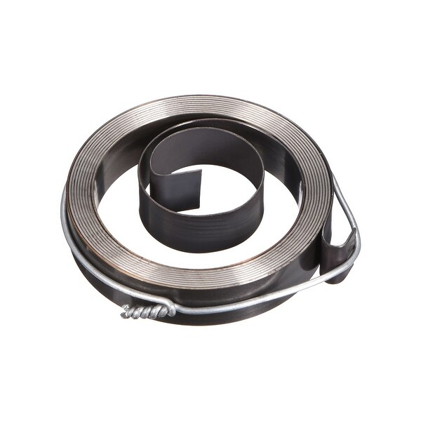 Drill Press Spring Quill Feed Return Coil Spring Assembly 1540mm 48x10x0.5mm - 0.5 x 10 x 1540mm