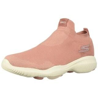 Skechers Womens Jolt Low Top Pull On Walking Shoes