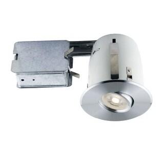 "Bazz Lighting 320LA Laser 4.5"" GU10 Adjustable Trim Integrated Recessed Fixture"