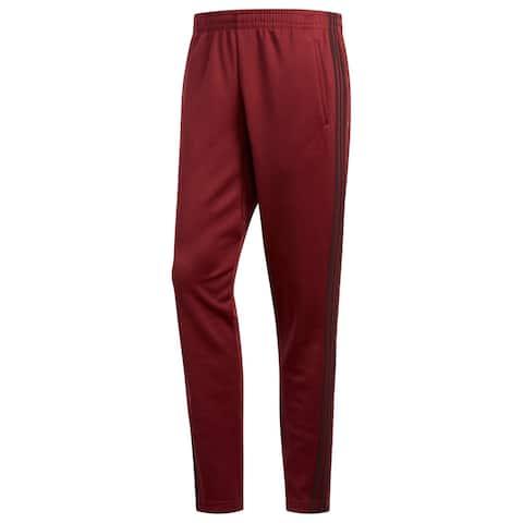 Adidas Mens Tearaway Casual Sweatpants, Red, Small