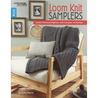 Leisure Arts-Loom Knit Samplers