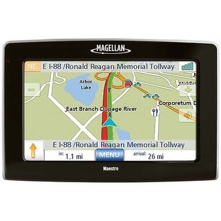 Refurbished Magellan Maestro 4250-R Maestro 4250 Special - GPS Vehicle Navigation System