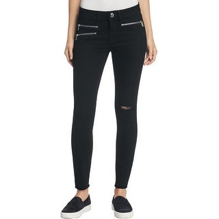DL1961 Womens Skinny Jeans Skinny Button-Zip Fly