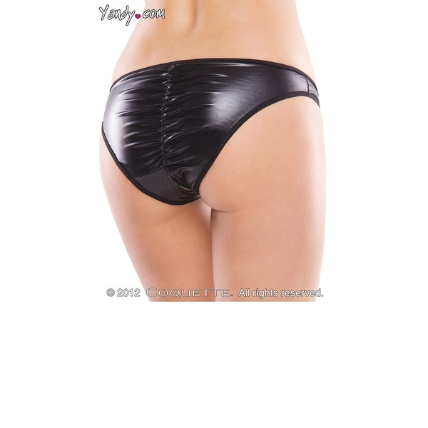 b9a49ddc2 Shop Plus Size Wet Look Panty