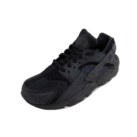 Nike Women's Air Huarache Run Black/Black 634835-009