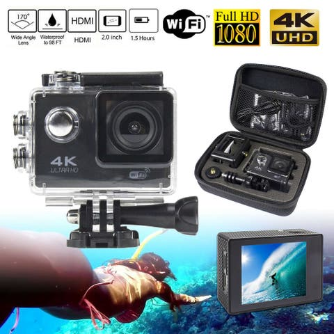 SJ9000 Wifi Ultra 4K 1080P HD Sport Action Camera Waterproof DVR DV Camcorder