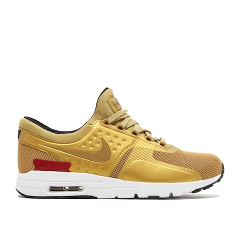Nike Womens Air Max Zero qs Low Top Lace Up Running Sneaker