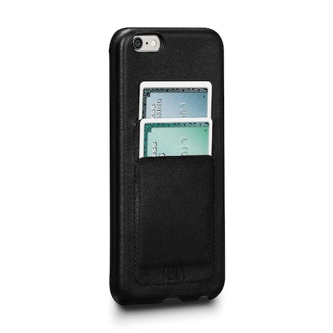 SENA Cases Leather Wrapped Snap On Wallet for iPhone 6 Plus - SFD263ALUS
