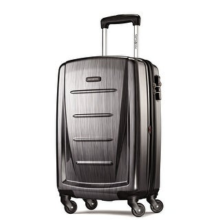 Samsonite Luggage Winfield 2 Fashion HS Spinner 20, Charcoal
